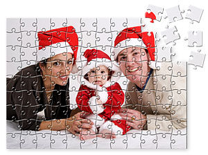 Christmas Photo Puzzle